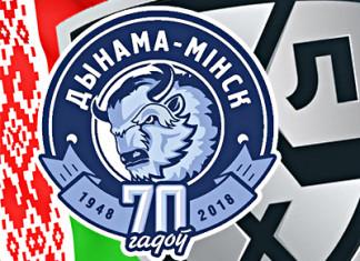 КХЛ: Минское «Динамо» потеряло две позиции в рейтинге клубов по итогам сезона-2018/19