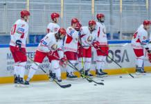 Фото: Сборная Беларуси (U-20) одолела сверстников из Латвии