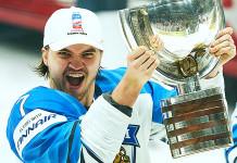 НХЛ: «Детройт» подписал контракт с обладателем золота ЧМ-2019