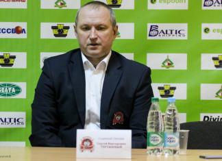 Сергей Тертышный прокомментировал смену «Металлурга» на «Челмет»