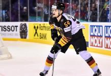 НХЛ: Нападающий сборной Германии заключил контракт с «Сан-Хосе»