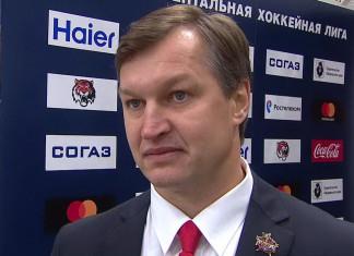 ВХЛ: Экс-игрок «Юности» и минского «Динамо» возглавил «Химик»