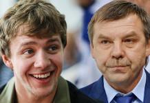 Видео: Артемий Панарин продолжает троллить Олега Знарка