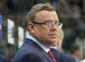 Игорь Захаркин: Слышал утверждения, что финны играют в примитивный хоккей. Не соглашусь