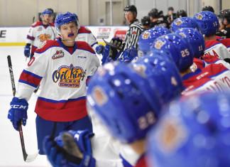 Владимир Алистров: Получится ли попасть на драфт НХЛ? Всё, что было в моих силах, уже сделал
