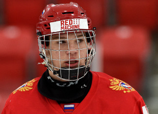 Один из самых перспективных российских хоккеистов уедет в НХЛ