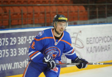 Экстралига А: «Неман» подтвердил переход форварда «Локомотива»