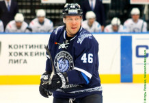 КХЛ: Один из лидеров атак минского «Динамо» продлил контракт с клубом