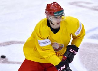 19-летний белорусский нападающий из-за океана перебрался в российский клуб КХЛ