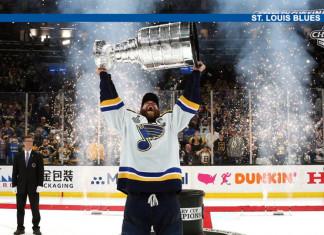 «Сент-Луис Блюз» обыграл «Бостон» и впервые в истории выиграл Кубок Стэнли