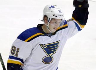 НХЛ: Два российских хоккеиста «Сент-Луис Блюз» впервые выиграли Кубок Стэнли