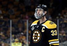 Кубок Стэнли: Капитан «Бостона» играл в финальной серии с множественными переломами челюсти