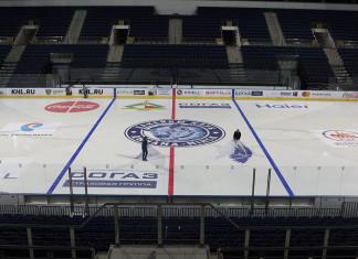 На «Минск-Арене», скорее всего, уменьшат ледовую площадку до НХЛовского размера