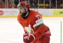 Капитан сборной Беларуси празднует день рождения