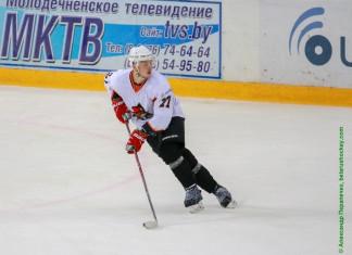 Даниил Бокун: Хочется доказать, что могу быть ведущим хоккеистом в команде КХЛ