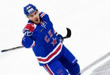 КХЛ: СКА сумел удержать одного из лидеров клуба