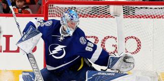 НХЛ: Российский вратарь получил «Везину Трофи»