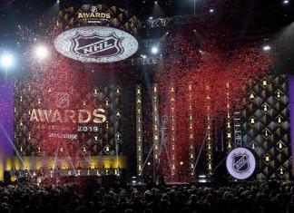 Полный список победителей NHL Awards 2019