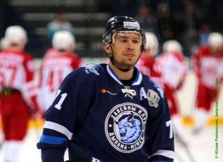 КХЛ: Белорусский нападающий не станет подписывать новый контракт с «Динамо»?