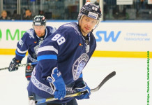 КХЛ: Форвард сборной Беларуси продлил контракт с минским «Динамо»