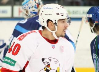 КХЛ: Новичок минского «Динамо» в минувшем сезоне имел контракт почти на миллион долларов