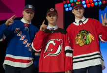 НХЛ: Белорусские хоккеисты не были выбраны в первом раунде драфта-2019