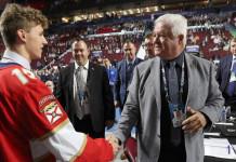 «БХ»: Скауты НХЛ высоко оценивают перспективы двух выбранных на драфте белорусов в лиге