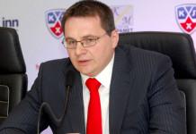 Скандальный российский тренер призвал КХЛ создать департамент информационной безопасности