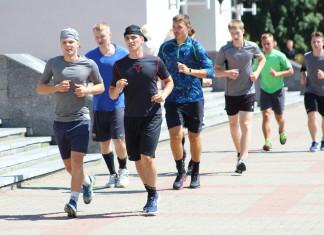 ХК «Могилев» вышел из отпуска и начинает подготовку к сезону в Экстралиге «А»