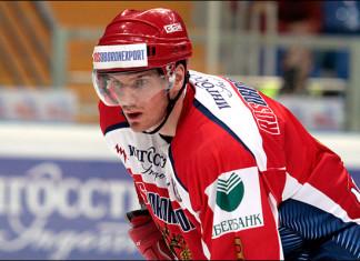 «БХ»: Бывший игрок НХЛ и сборной России может перейти в жлобинский «Металлург»