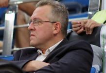 Владимир Бережков: Рассчитываем на разрешение размещать логотипы букмекеров на белорусских стадионах и форме команд