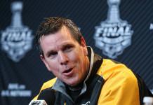 НХЛ: «Питтсбург» продлил контракт с главным тренером