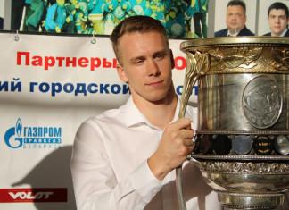 Владимир Сафонов: Карнаухов - пример всем, что в наших школах всегда можно воспитать достойных хоккеистов