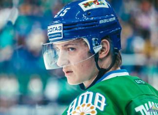 КХЛ: Российский нападающий не уедет в НХЛ и подпишет трехлетний контракт со СКА