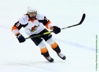 Белорусский форвард продолжит карьеру в OHL