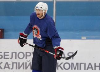 Алексей Михнов: Вариантов в КХЛ у меня не было, в Жлобине хорошие условия