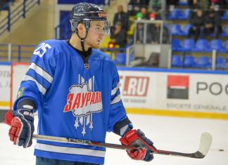 Экстралига А: Перешедший в «Шахтер» российский хоккеист объявился в «Зауралье»