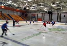 ХК «Лида» приступила к тренировкам на льду