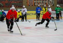 На предсезонку «Шахтер-2» в составе 28 хоккеистов отправился в Березу