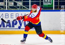 Защитник «Металлурга» перешел в оршанский «Локомотив»