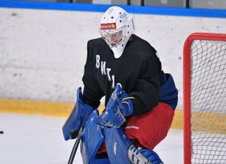 «Витязь» отправил пятерых хоккеистов в Жлобин