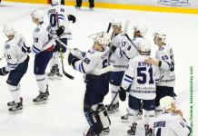 «Динамо-Молодечно» в товарищеском матче обыграло «Неман»
