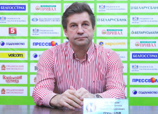 Сергей Пушков: Для первого матча сыграли неплохо