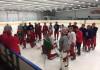 Хоккеисты минской «Юности» вышли на лёд