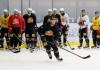 ХК «Гомель» провел первую ледовую тренировку