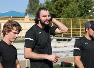 Минское «Динамо» провело в Пинске открытую тренировку