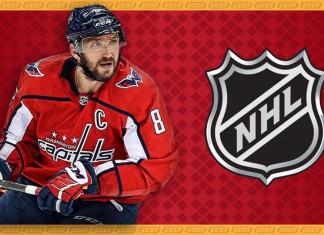 Александр Овечкин отправится в Китай в качестве посла «Вашинтона» и НХЛ