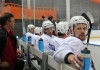 Видео: Двусторонка минского «Динамо» в Пинске