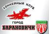 Девять игроков подписали контракты с ХК «Барановичи»