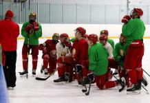 30 хоккеистов проходят предсезонку в составе «U20»